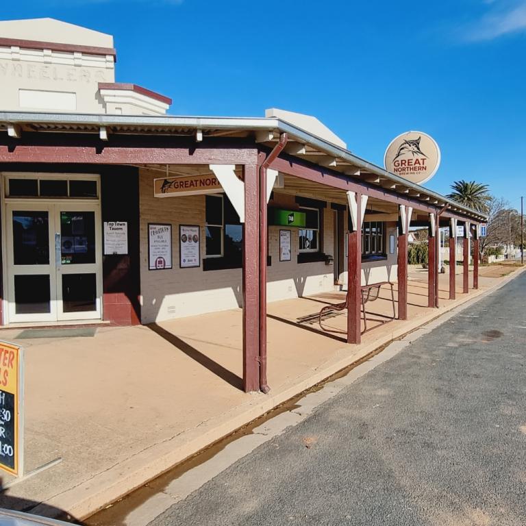 Top Town Tavern