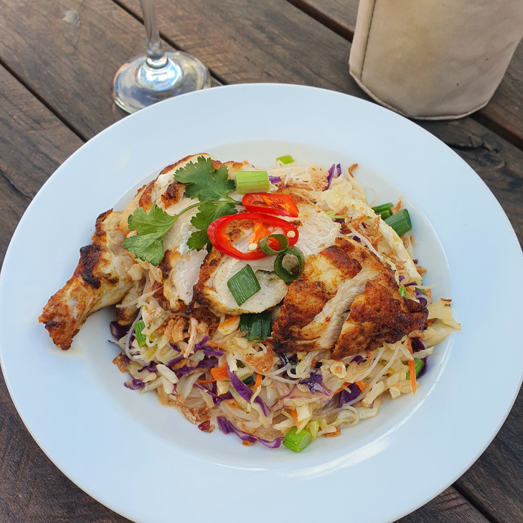 Lime Salted Chicken Breast